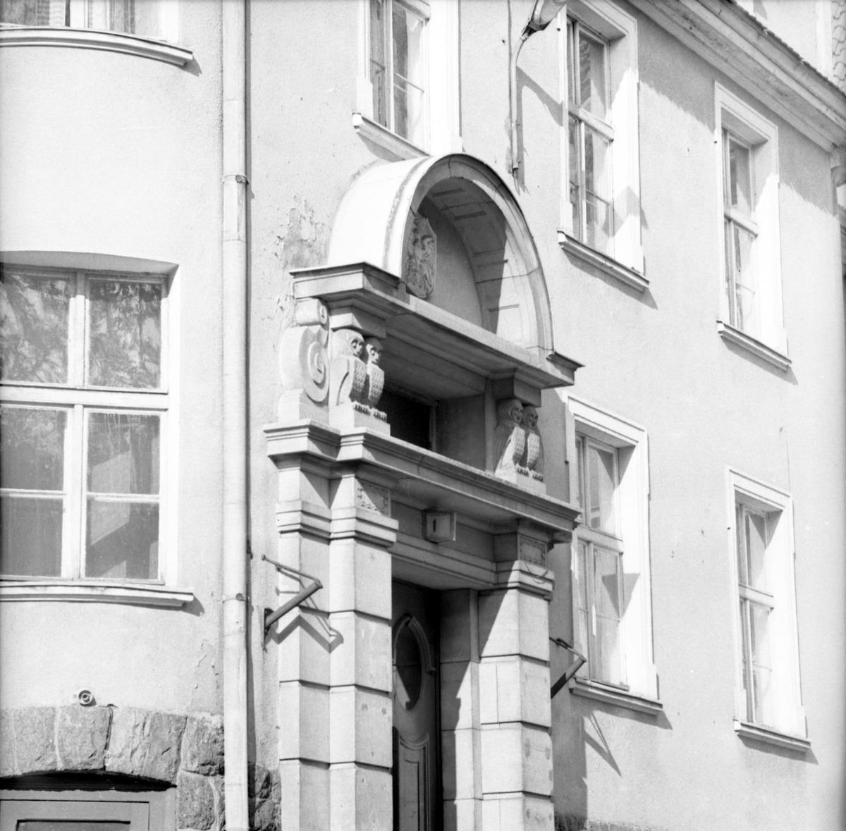 Wejście główne do Urzędu Miejskiego