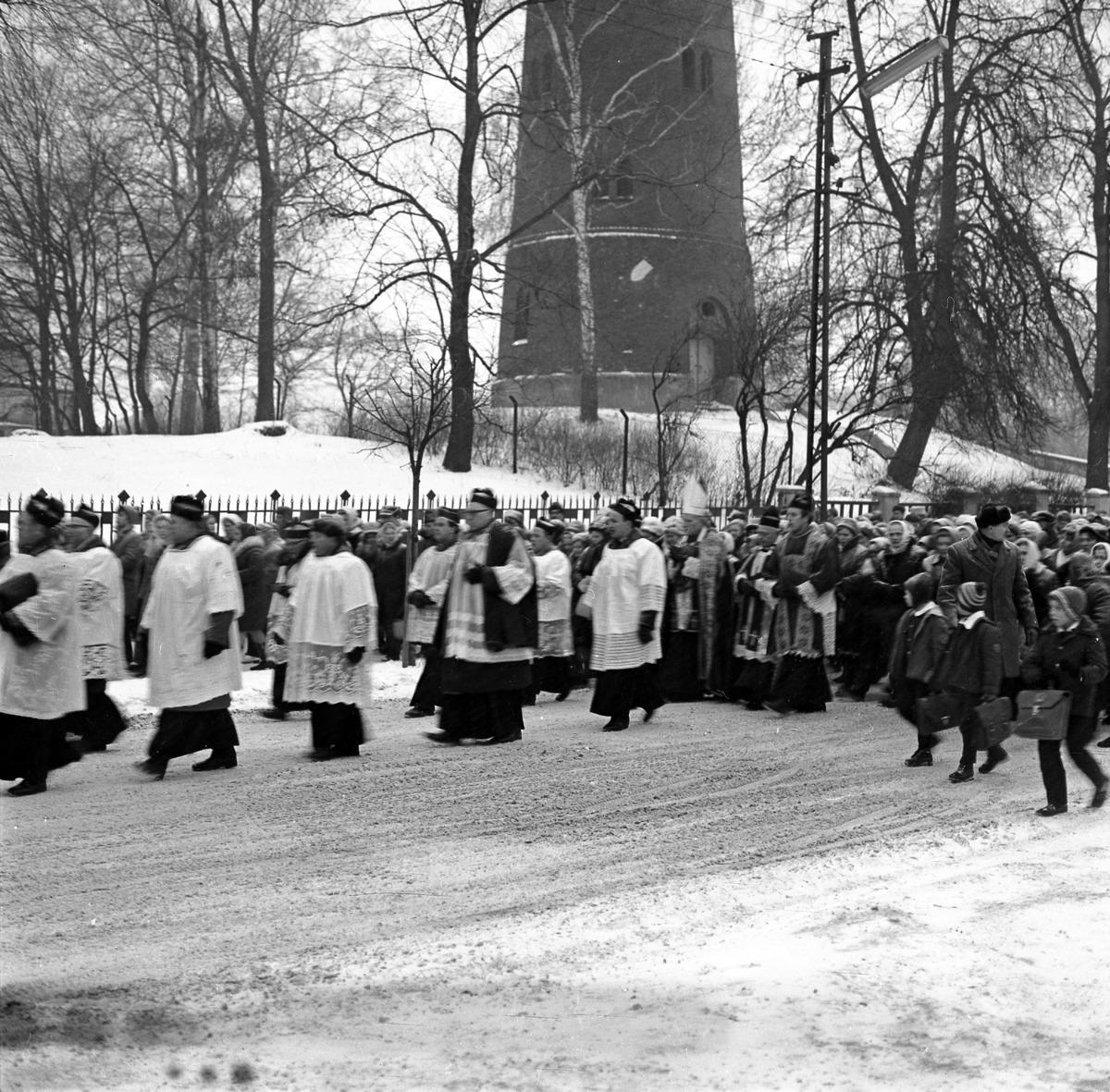 Pogrzeb ks. Władysława Dadasa, 1972 r. [9]