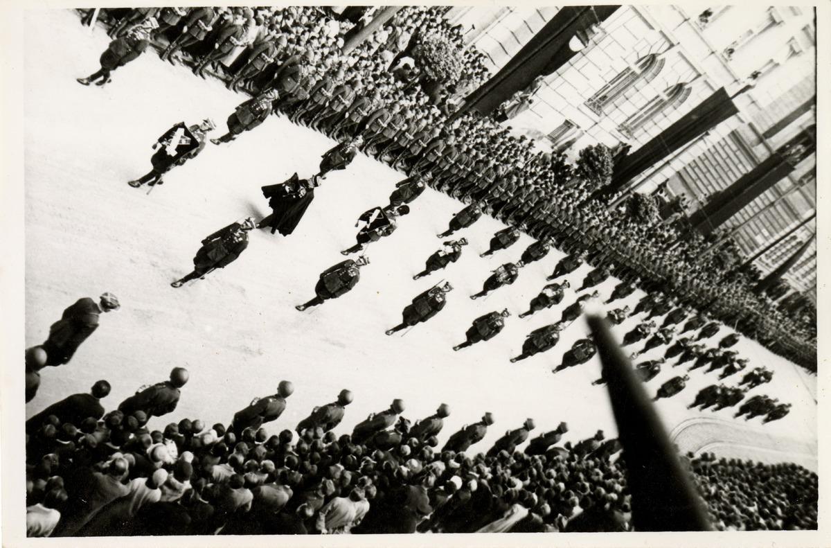 Pogrzeb Józefa Piłsudskiego w Krakowie [7]