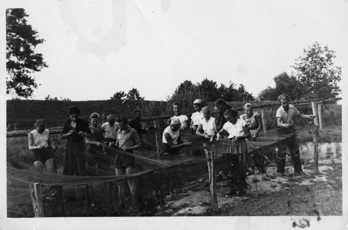Uczniowie Państwowego Technikum Rybackiego w Giżycku [3]