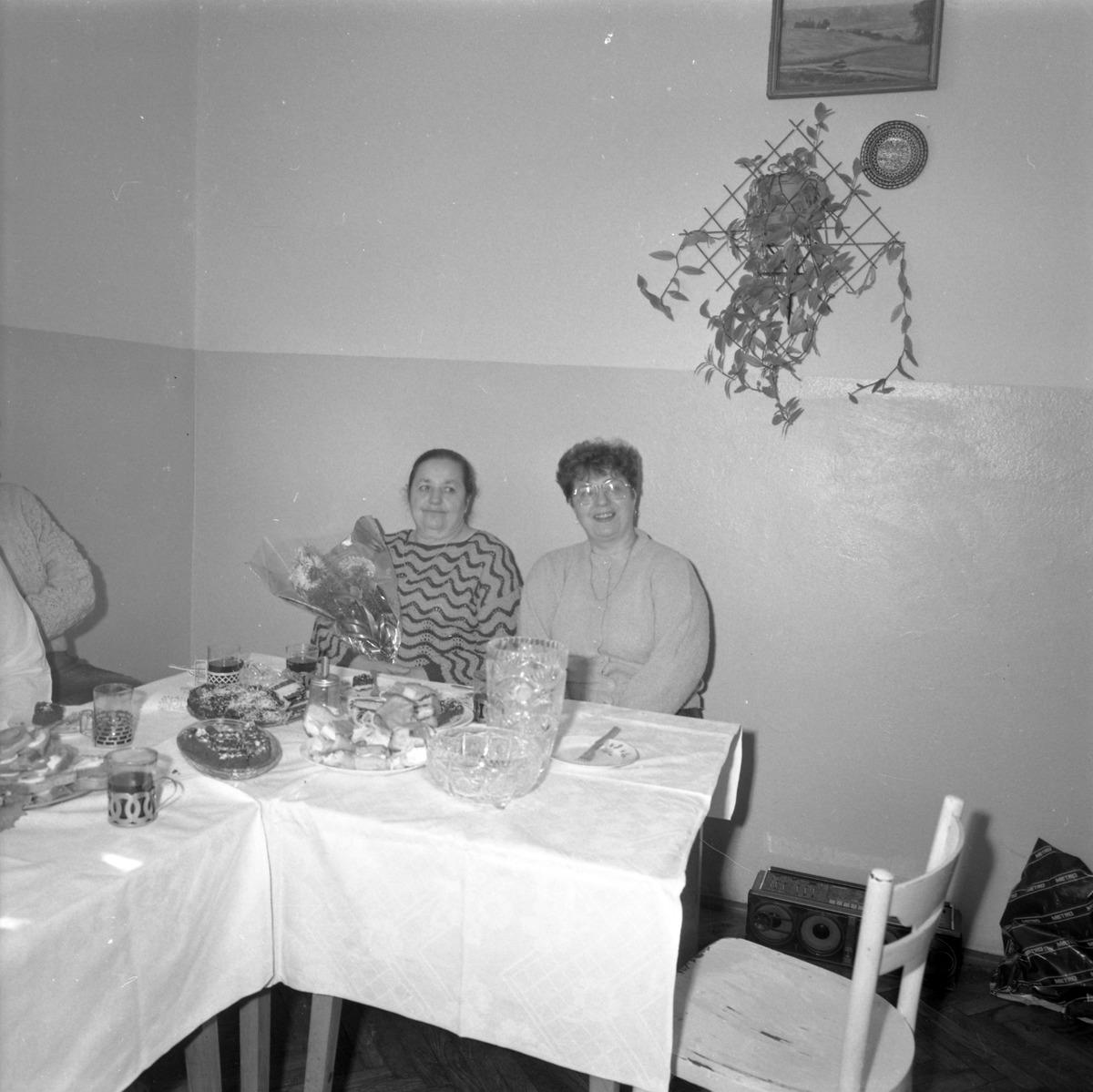 Uroczystość w DPS w Giżycku, 1991 r. [8]