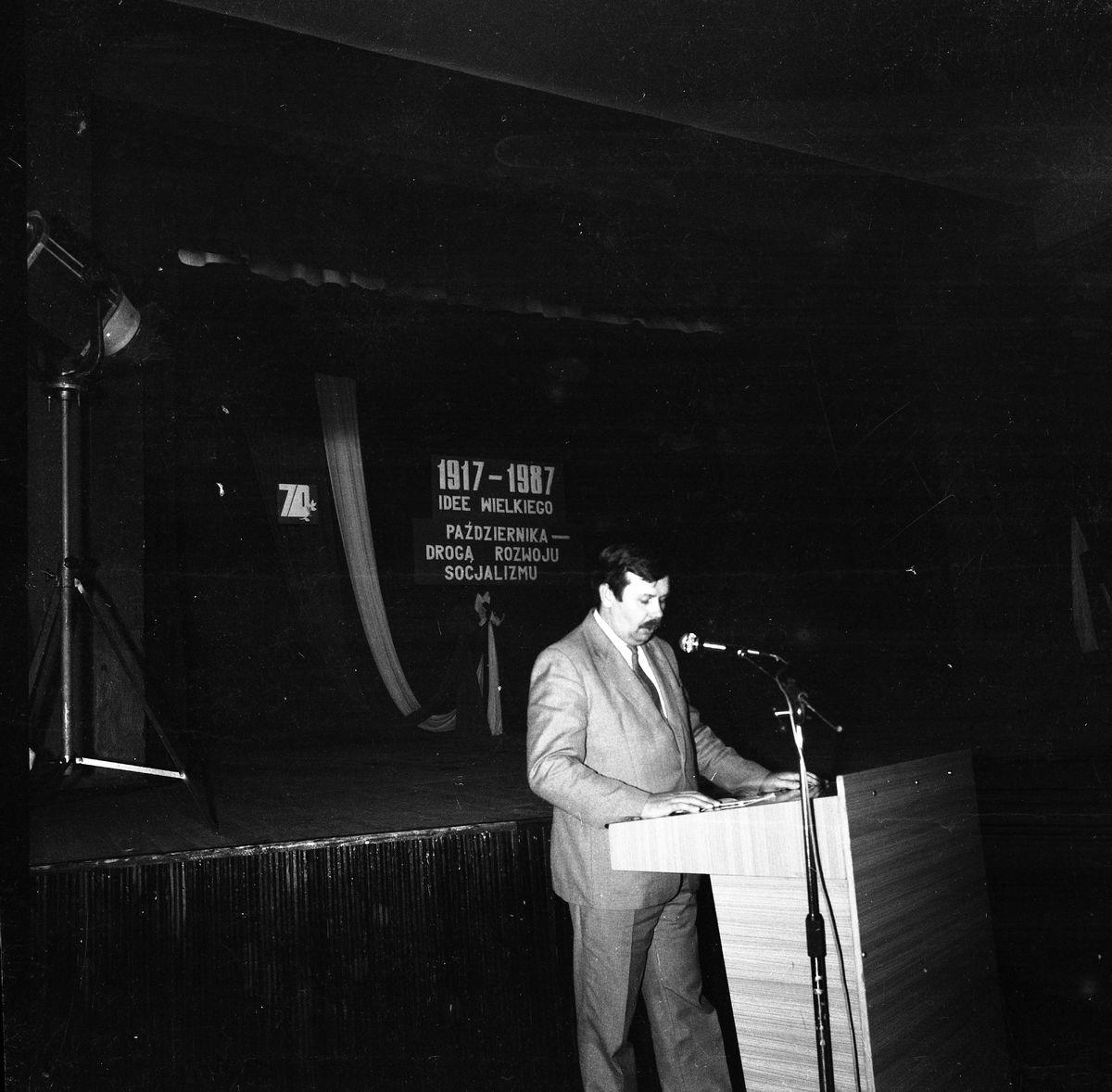 70. rocznica Rewolucji Październikowej [2]