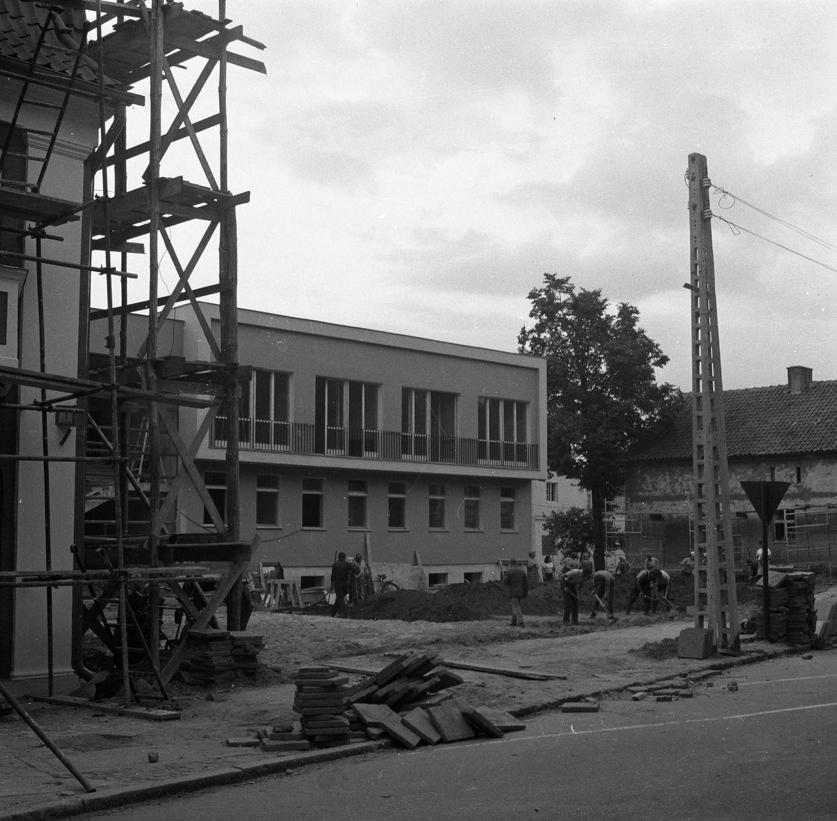 Budowa siedziby MZBM [7]