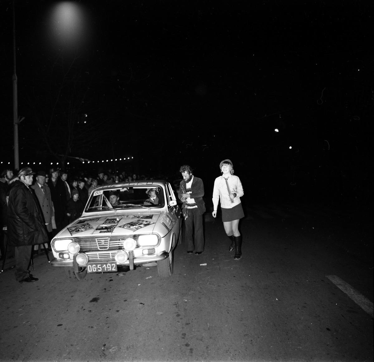 Filmowy Rajd Samochodowy, 1976 r. [7]