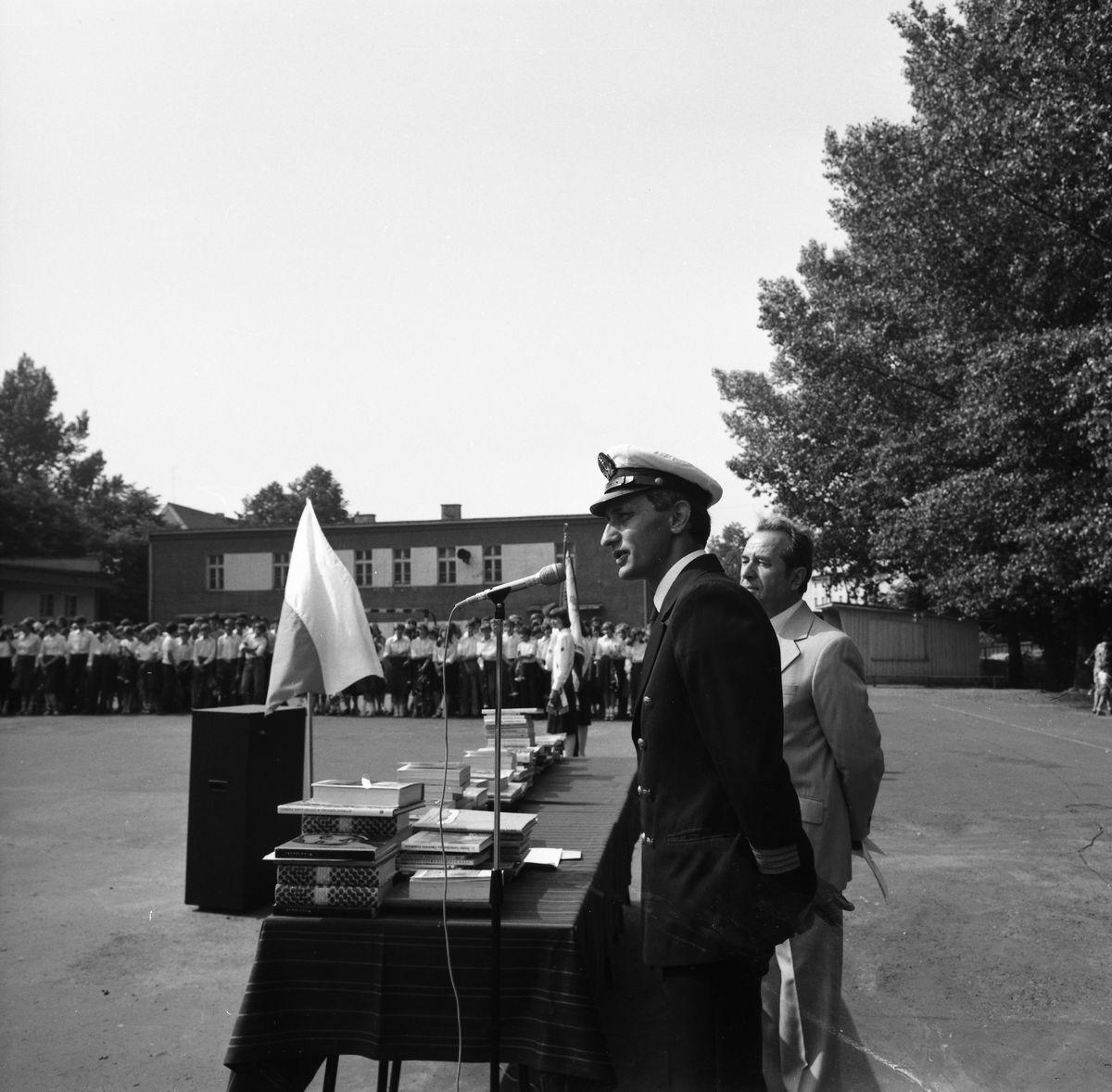 Zakończenie roku szkolnego 1978/1979 [1]