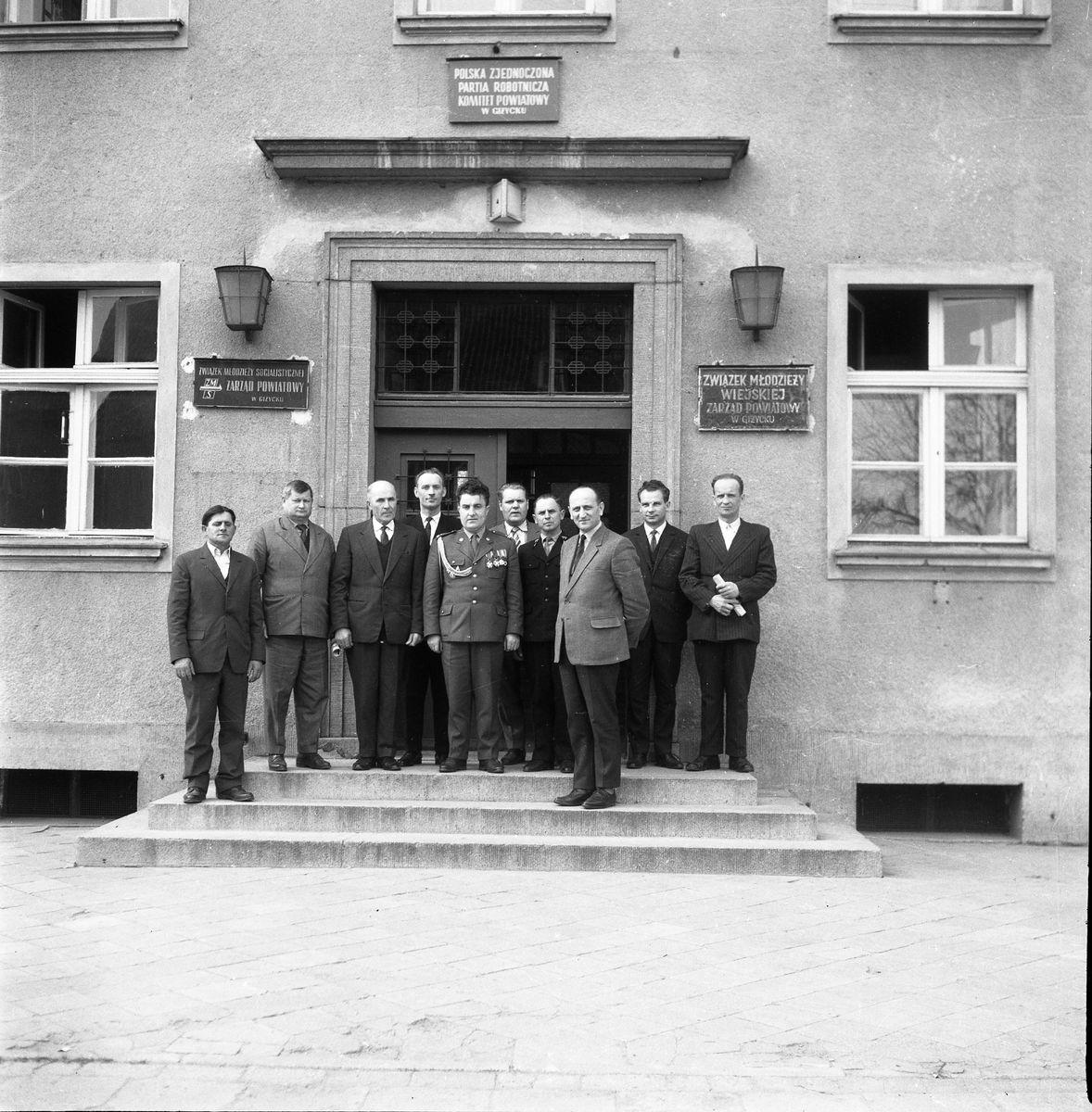 Spotkanie weteranów walk o Berlin w KP PZPR [4]