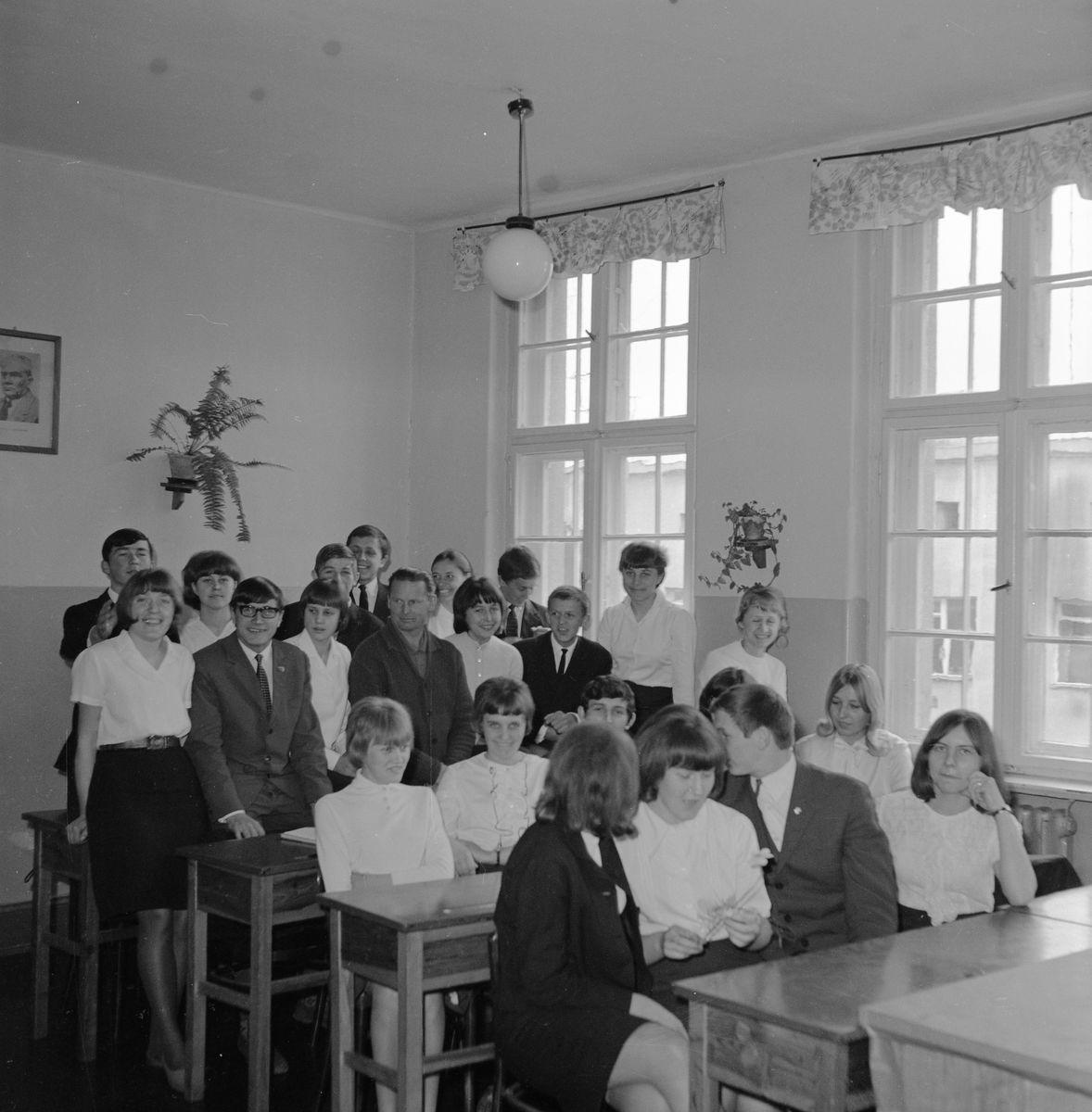 Pożegnanie maturzystów Liceum Pedagogicznego [4]