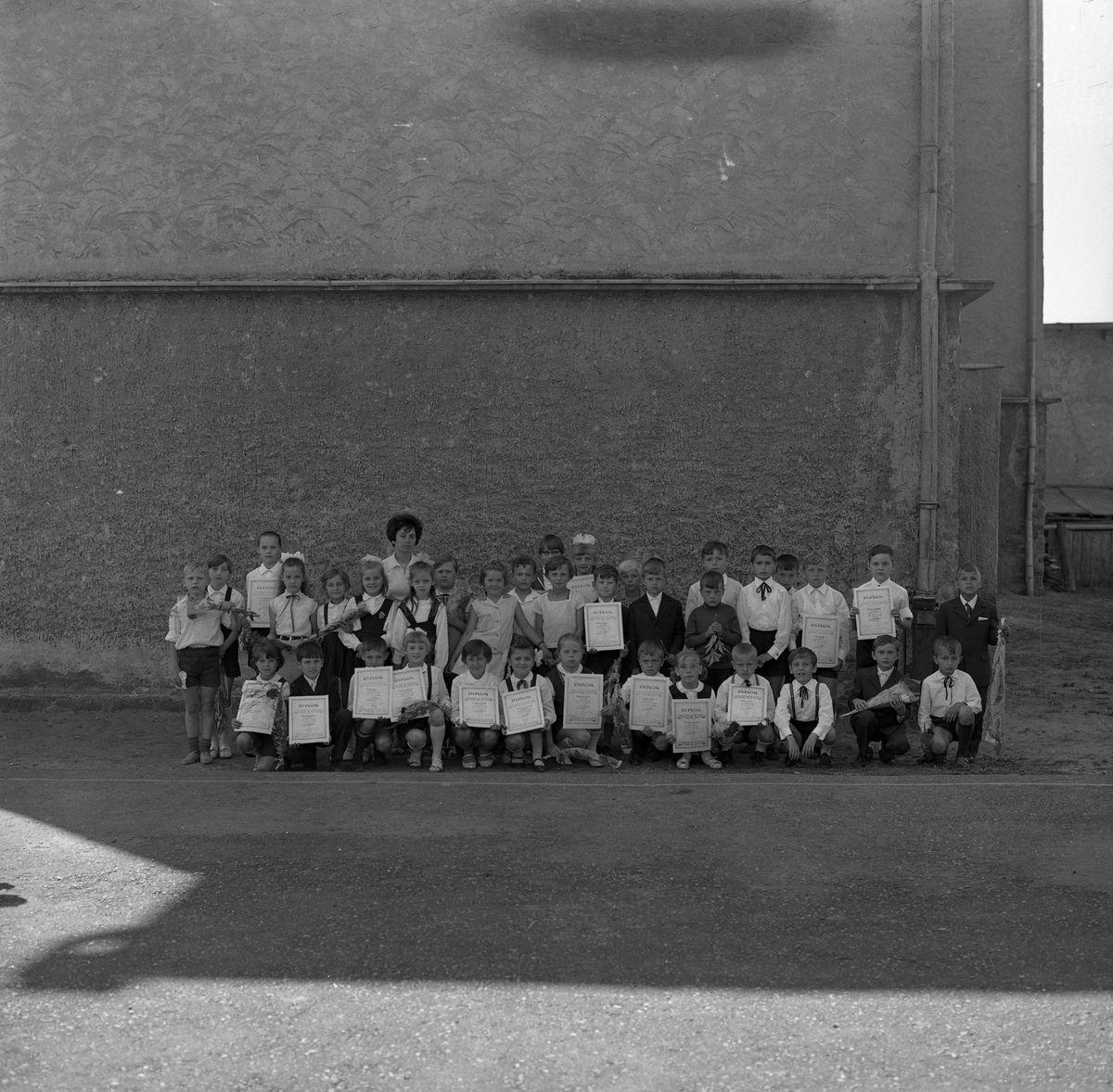 Zakończenie roku szkolnego 1969/1970 [1]