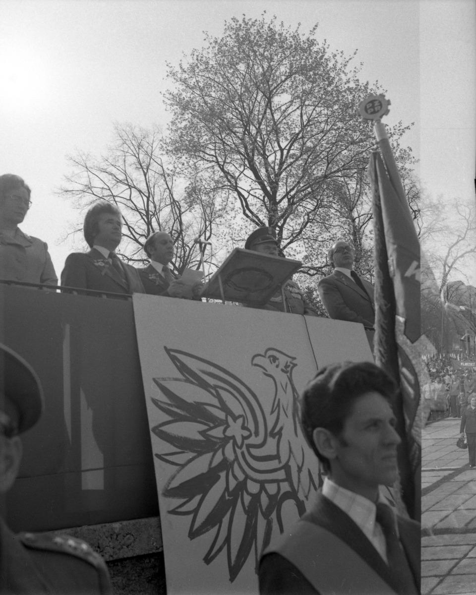 Pochód pierwszomajowy, 1977 r. [3]