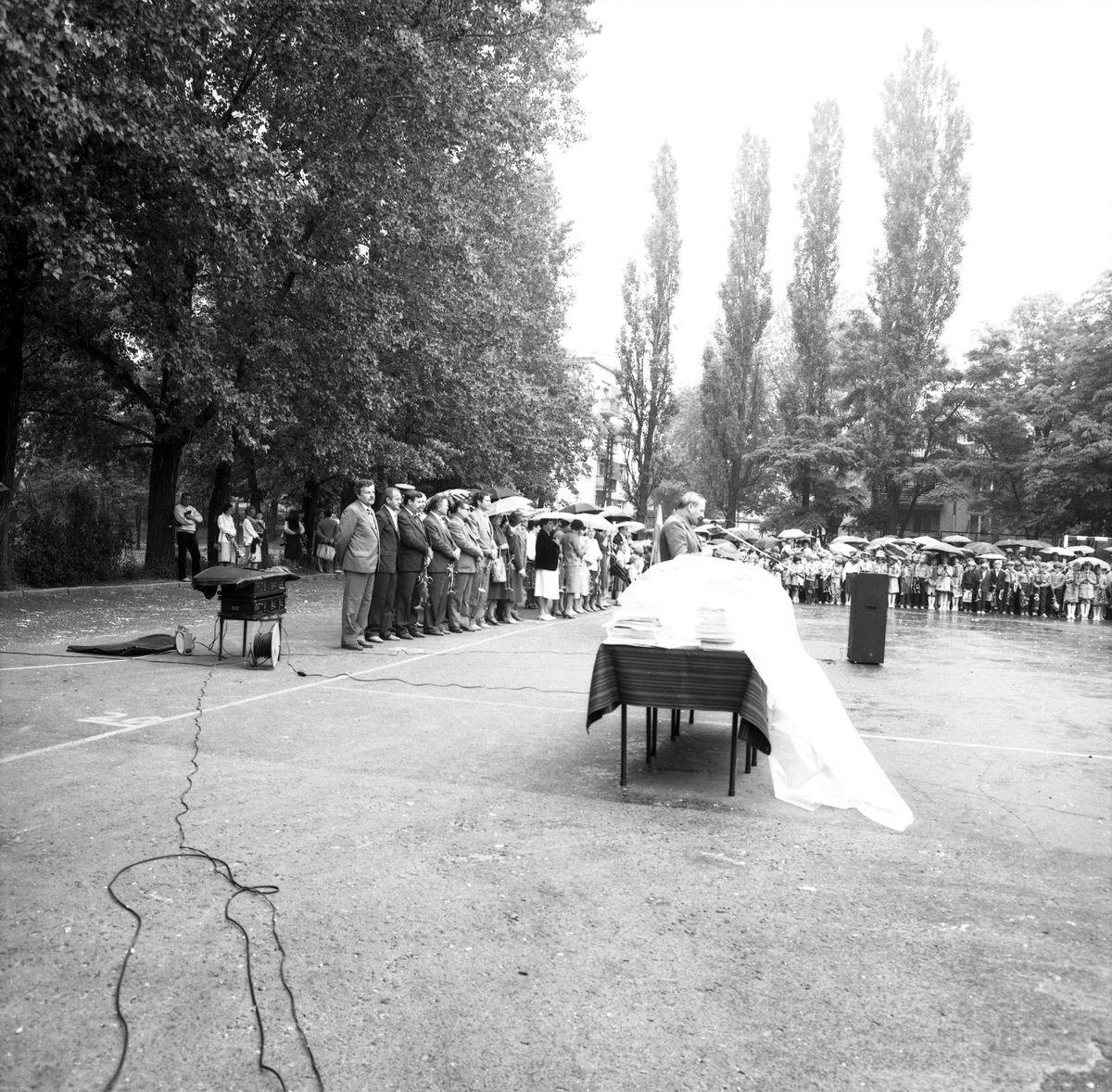 Zakończenie roku szkolnego 1985/1986 [6]