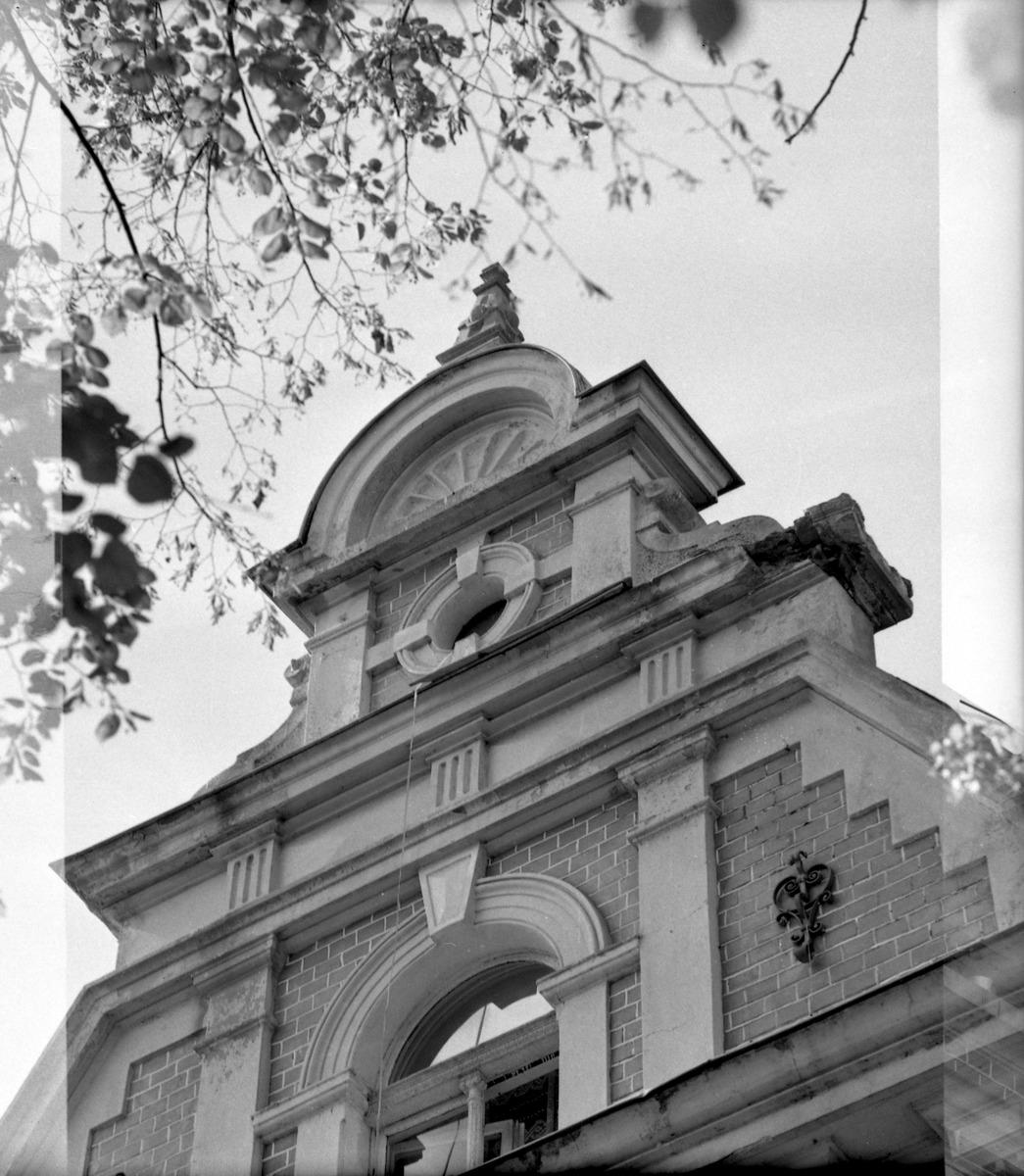 Architektura dawnego Giżycka, 1986 r.