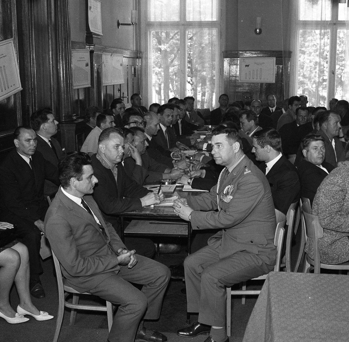 Spotkanie kombatantów II Wojny Światowej