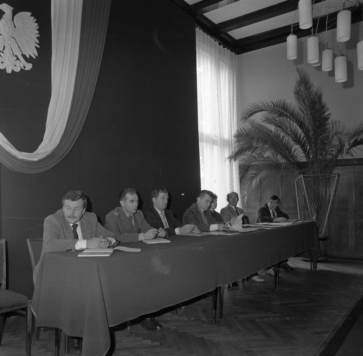 Sesja Miejskiej Rady Narodowej [4]