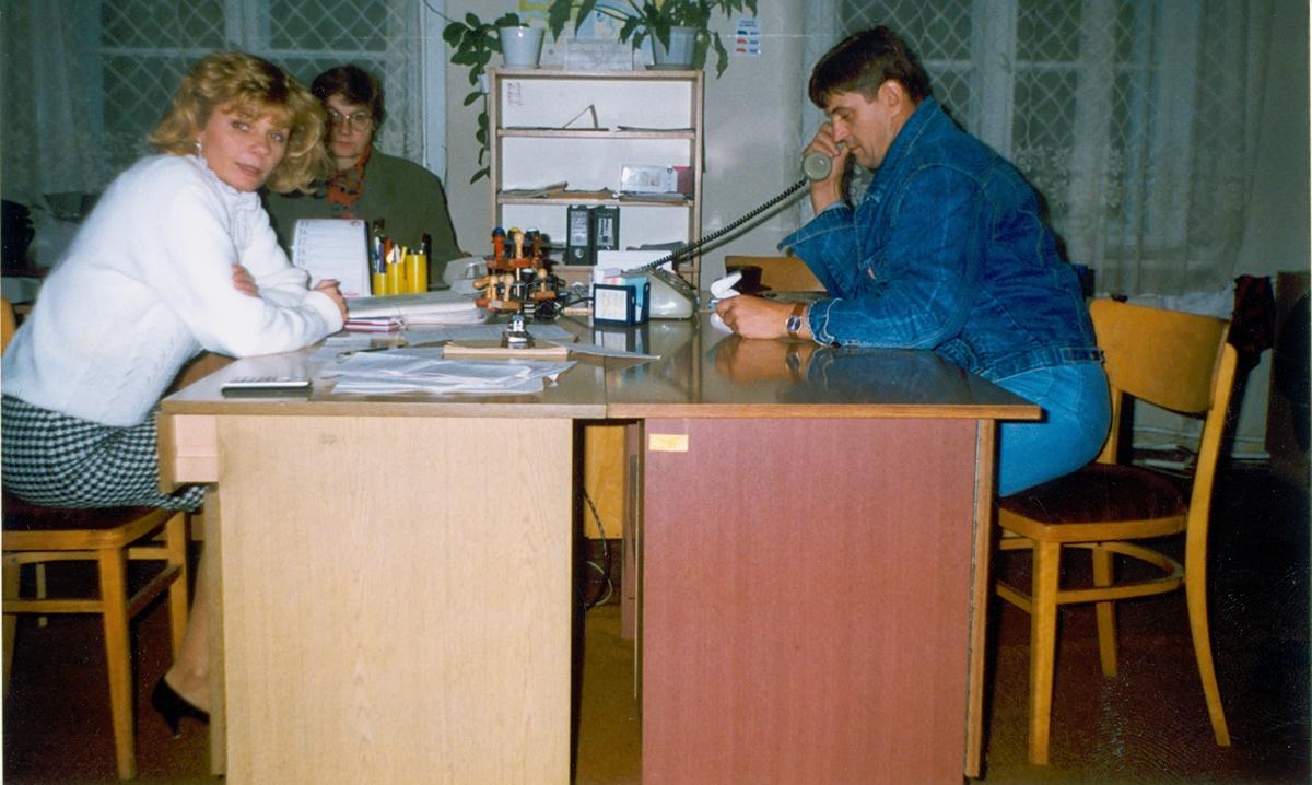 Giżycki samorząd 1990 - 2020<br /><br />