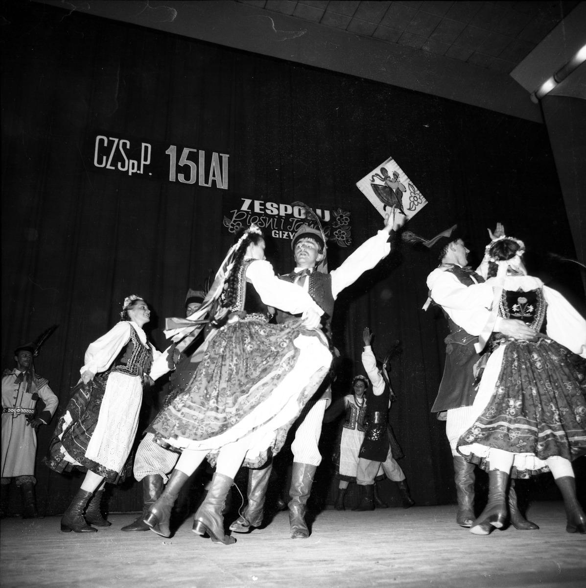 Jubileusz 15-lecia Zespołu,  1986 r.