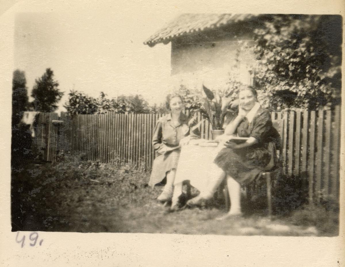 Z archiwum prywatnego Genowefy Potockiej