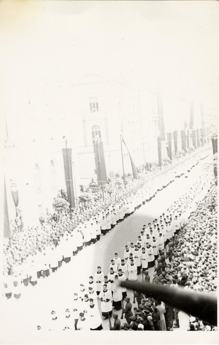 Pogrzeb Józefa Piłsudskiego w Krakowie [11]