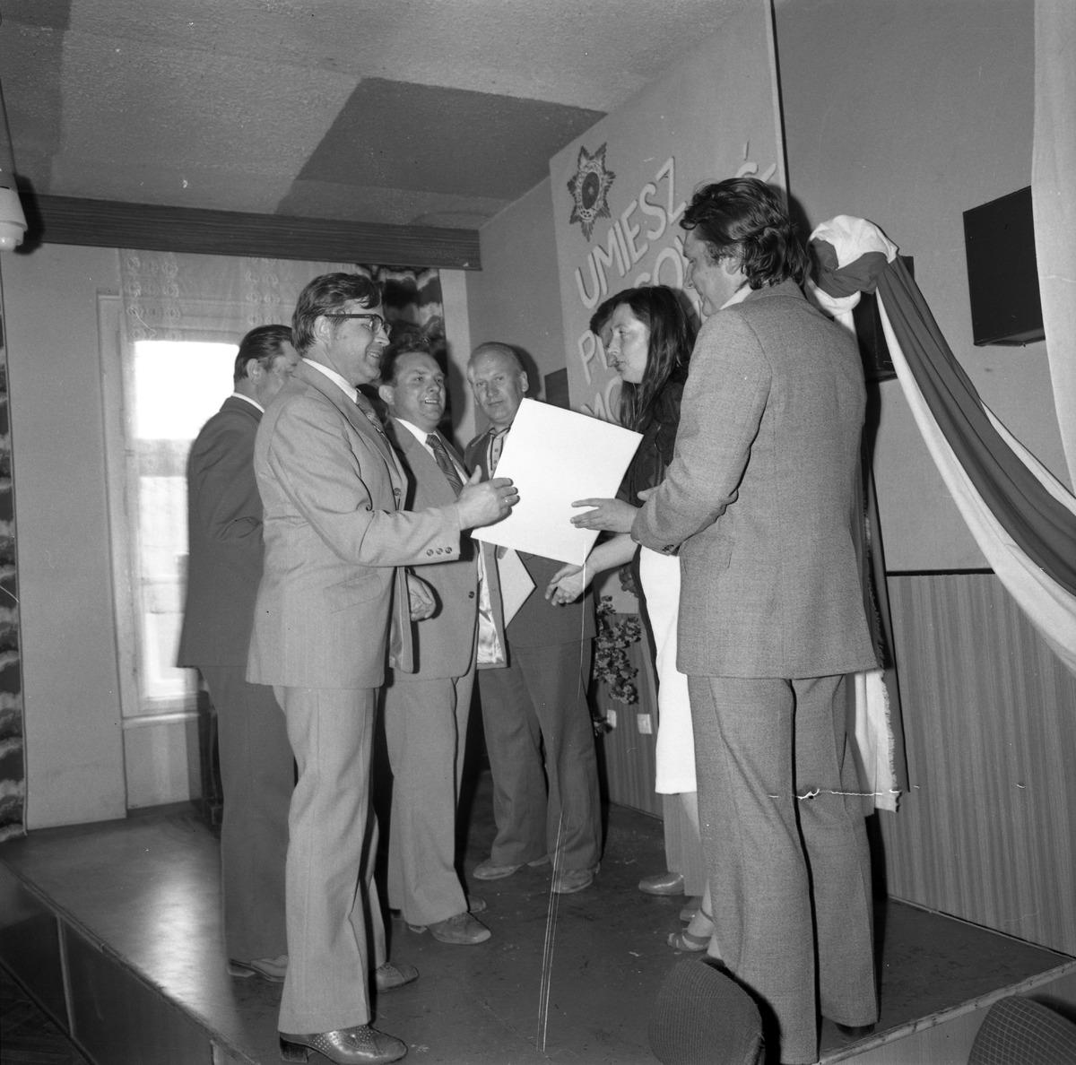 Spotkanie pracowników OSM, 1978 r. [4]