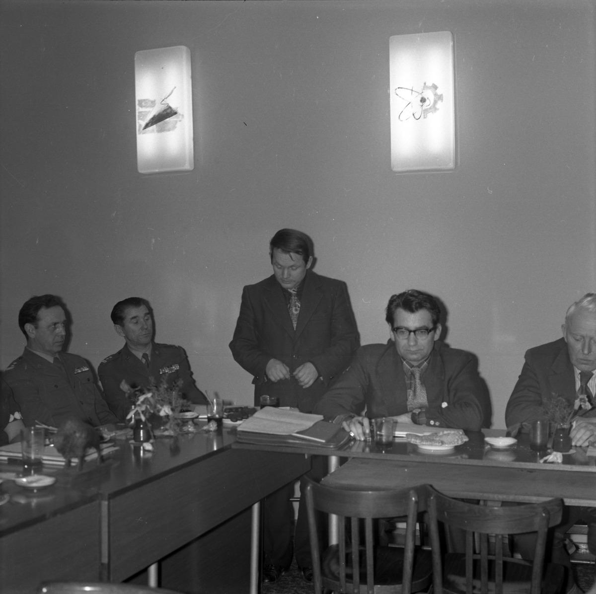 Walny Zjazd Towarzystwa Miłośników Ziemi Giżyckiej [1973-1975 r.]