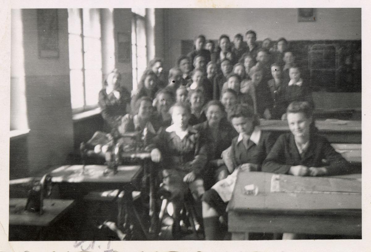 Uczniowie Państwowego Liceum Pedagogicznego w Giżycku [4]