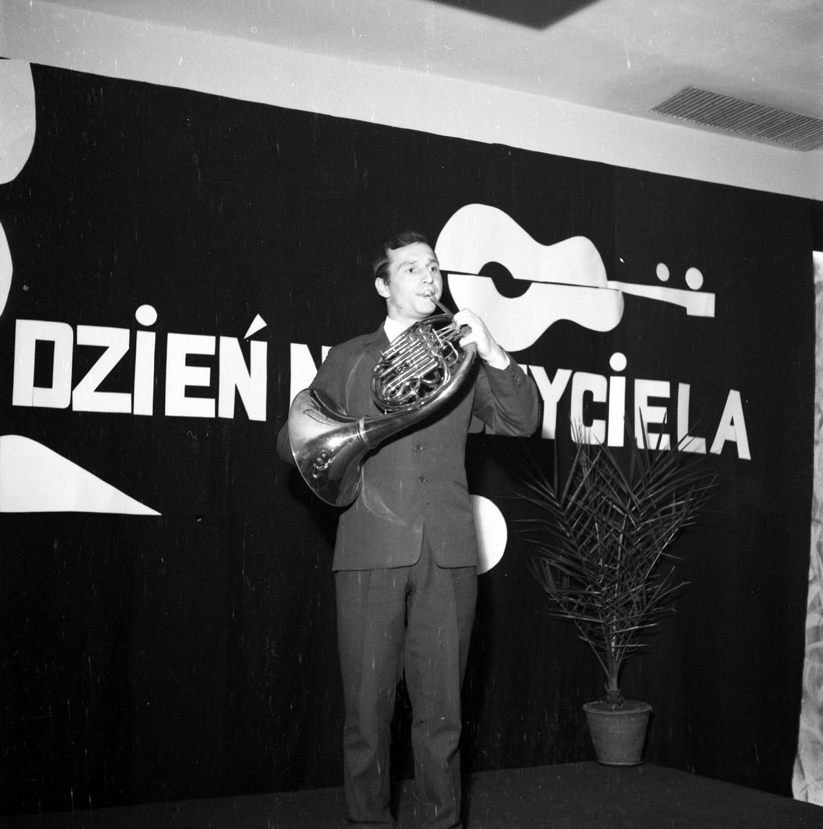 Dzień Nauczyciela, Olsztyn 1966 r.