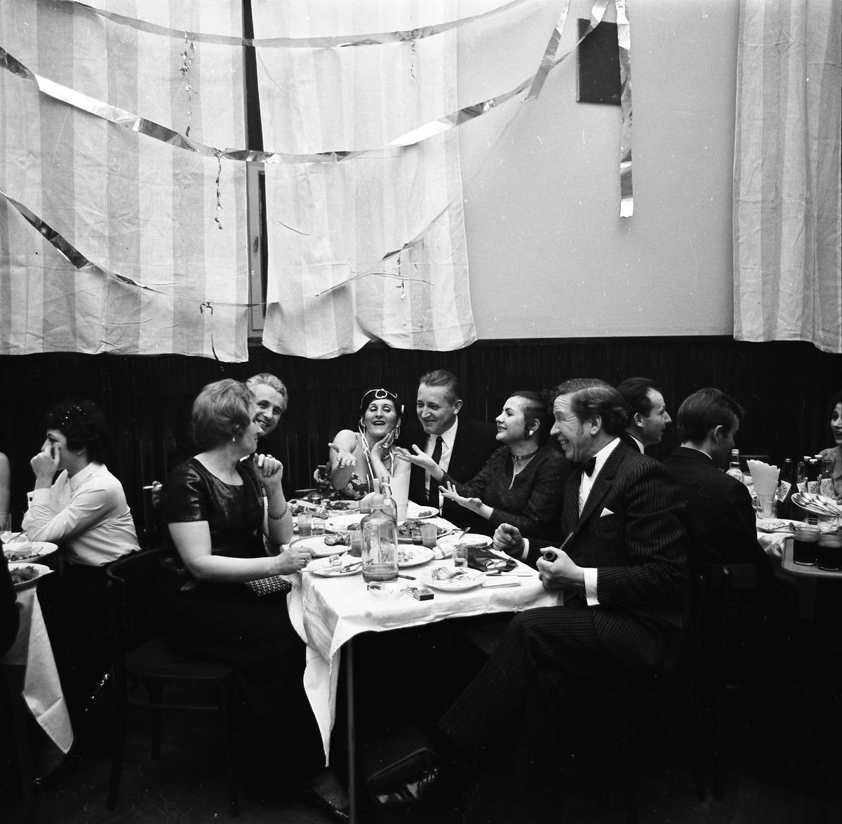 Bal Filmowców w PDK, 1972 r. [6]