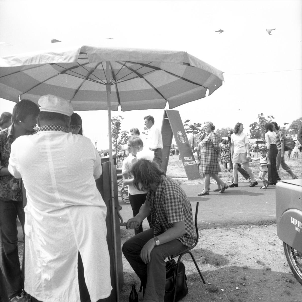 Festyn Prasowy w Giżycku, 1975 r. [2]