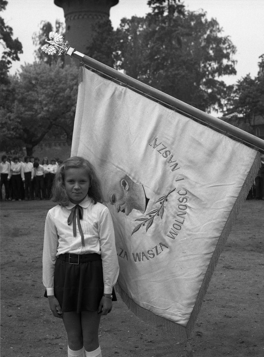 Zakończenie roku w SP nr 2, 1974 r. [4]
