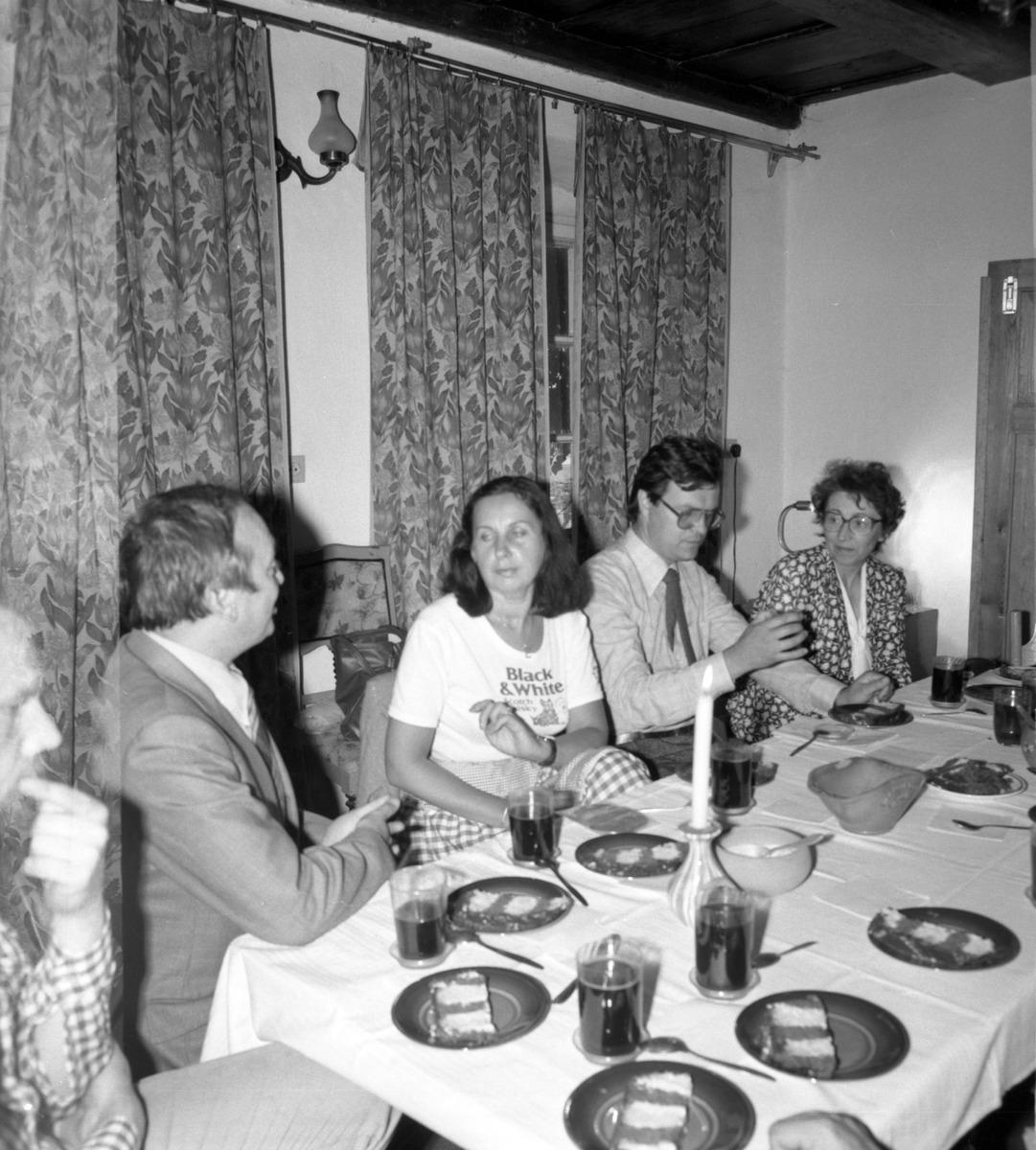 Jubileusz 43-lecia Towarzystwa Miłośników Ziemi Giżyckiej, 1987 r.
