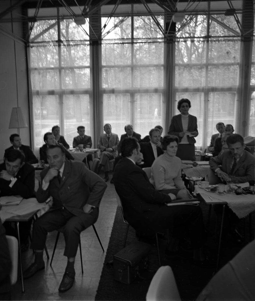 """Konferencja PTE w """"Róży Wiatrów"""", 1972 r. [2]"""