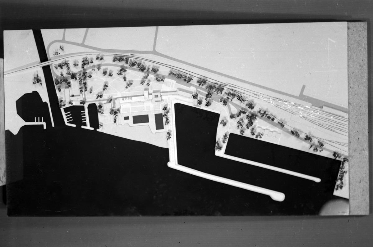 Projekt zabudowy brzegu Niegocina [1]