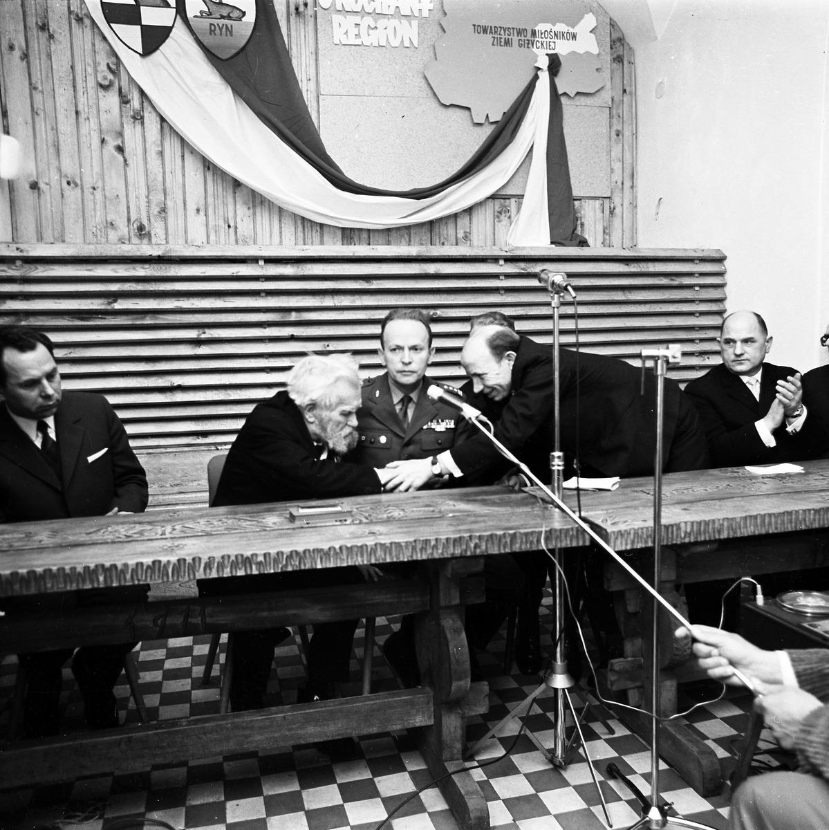 Obchody 81. urodzin Albina Nowickiego