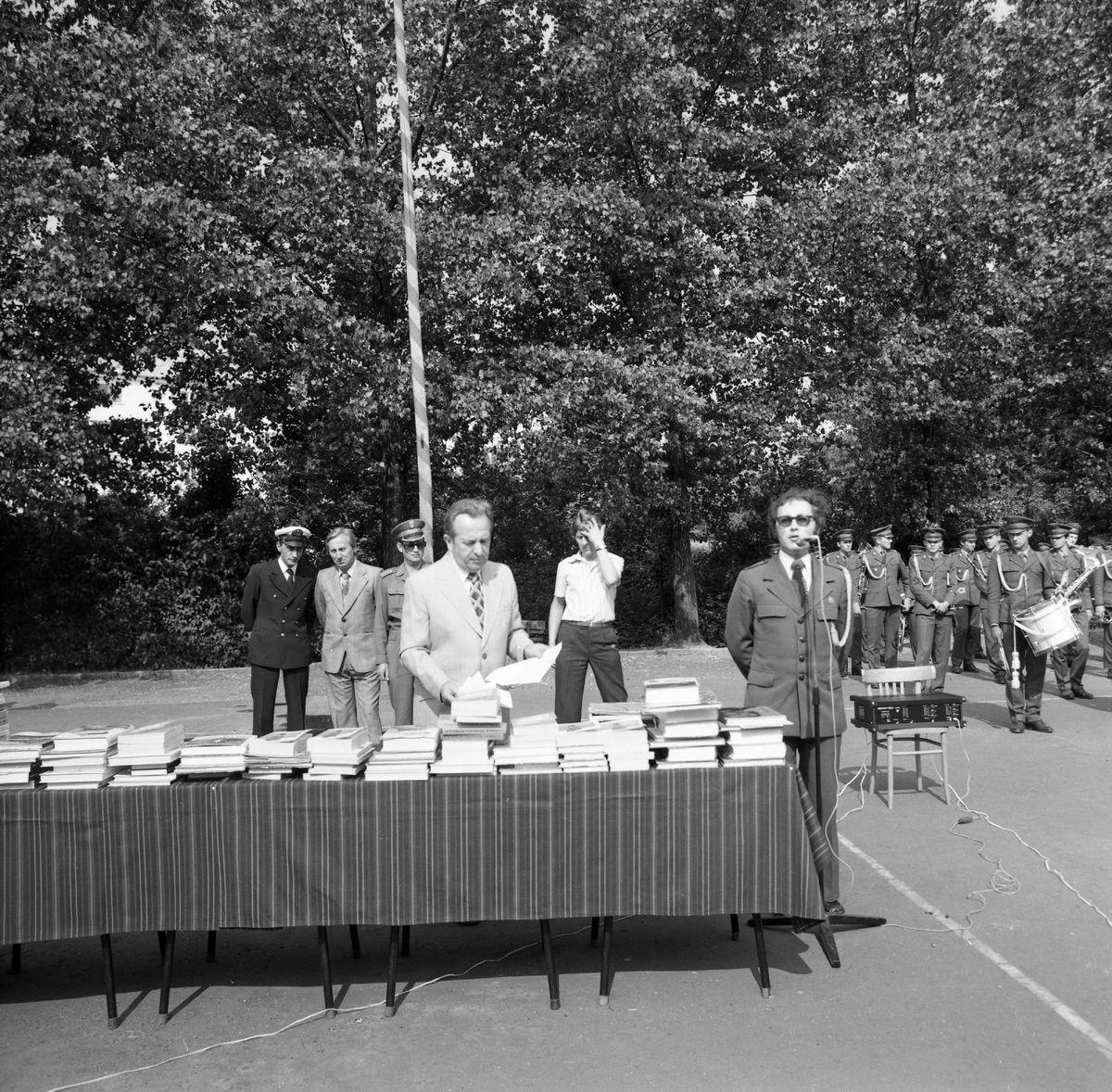 Zakończenie roku szkolnego 1978/1979 [8]
