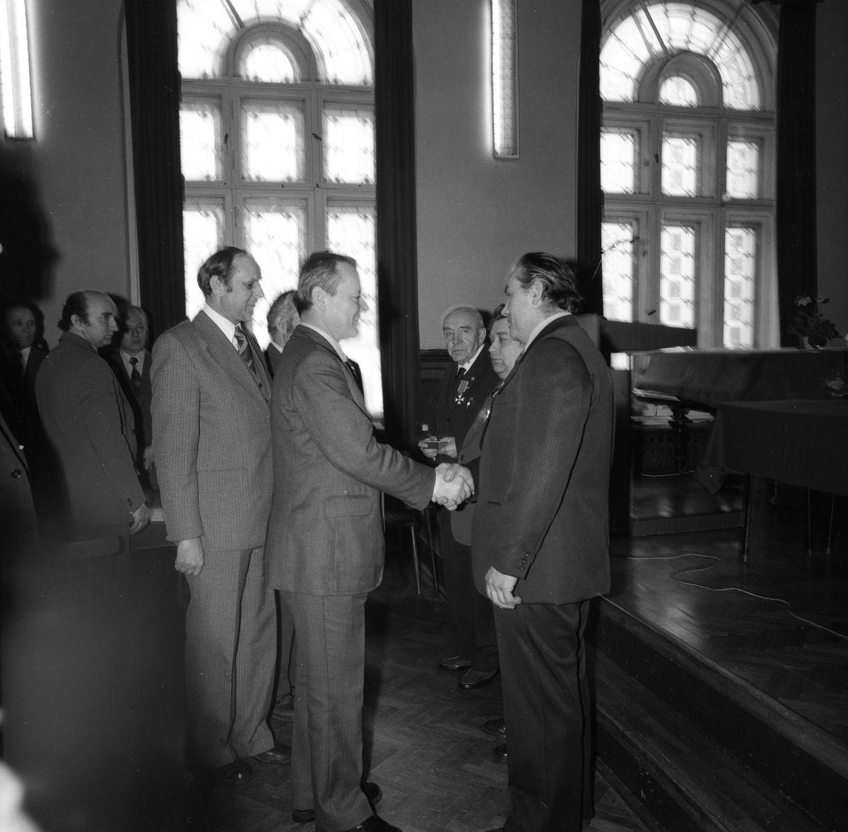 Spotkanie członków partii w LO [3]