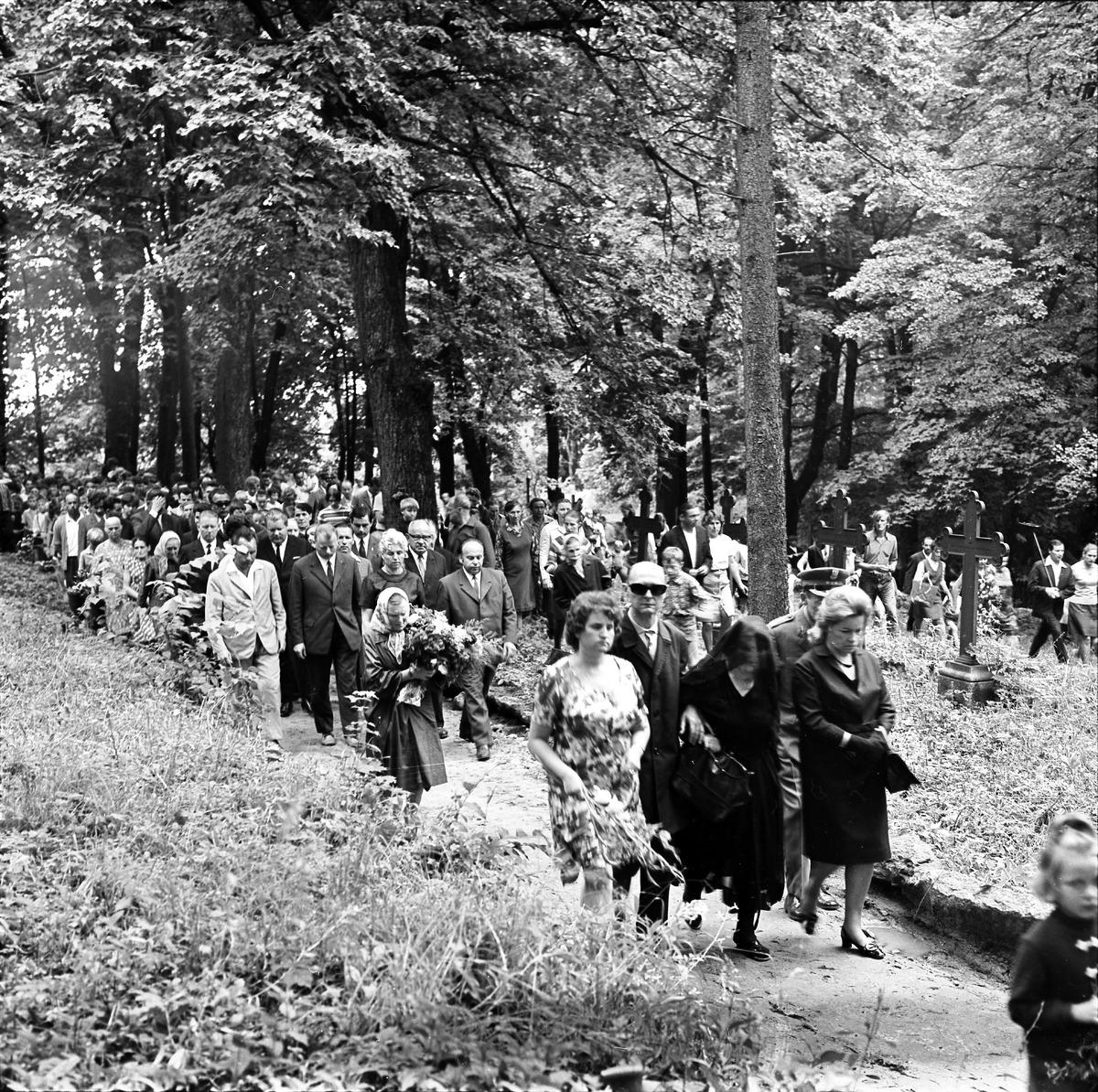 Pogrzeb Albina Nowickiego [1]