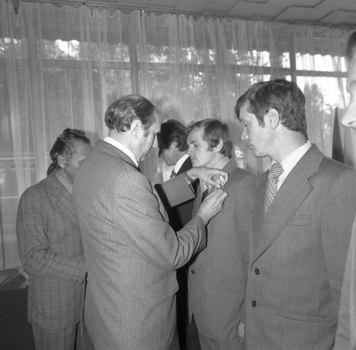 Wyróżnienia pracowników PBW-Inż, 1978 r.
