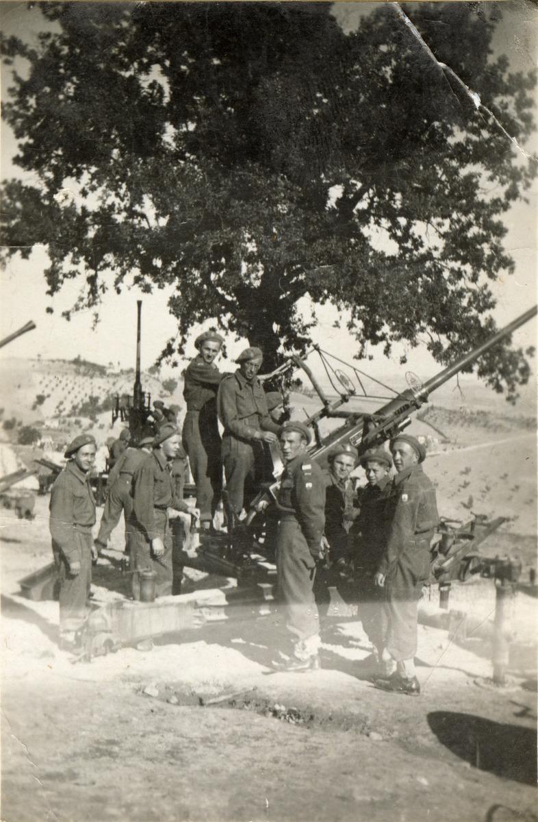 Żołnierze 3. Dywizji Strzelców Karpackich we Włoszech [1]