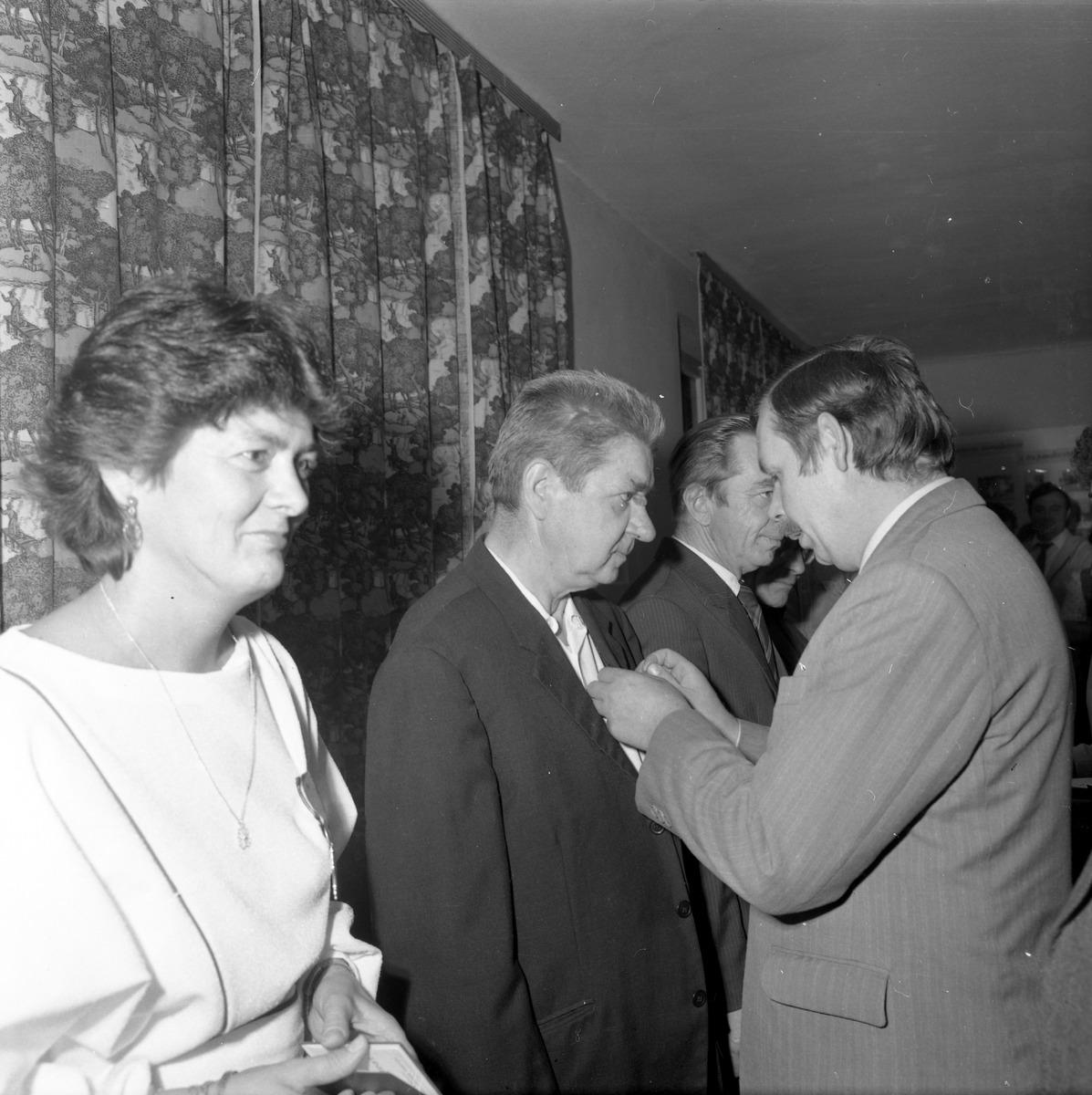 Spotkanie jubileuszowe w Mleczarni, 1985 r. [3]