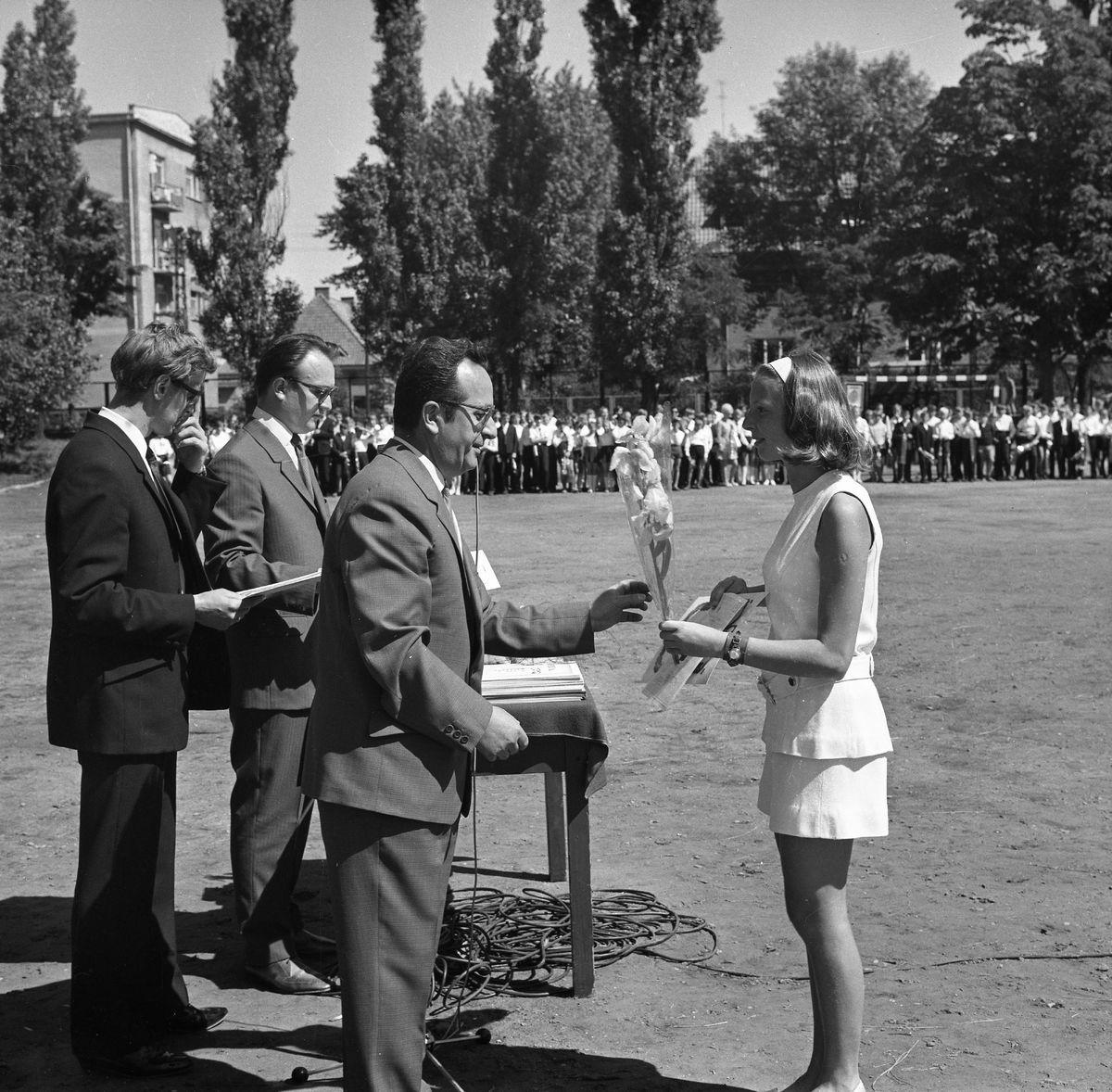 Zakończenie roku szkolnego 1969/1970 [3]