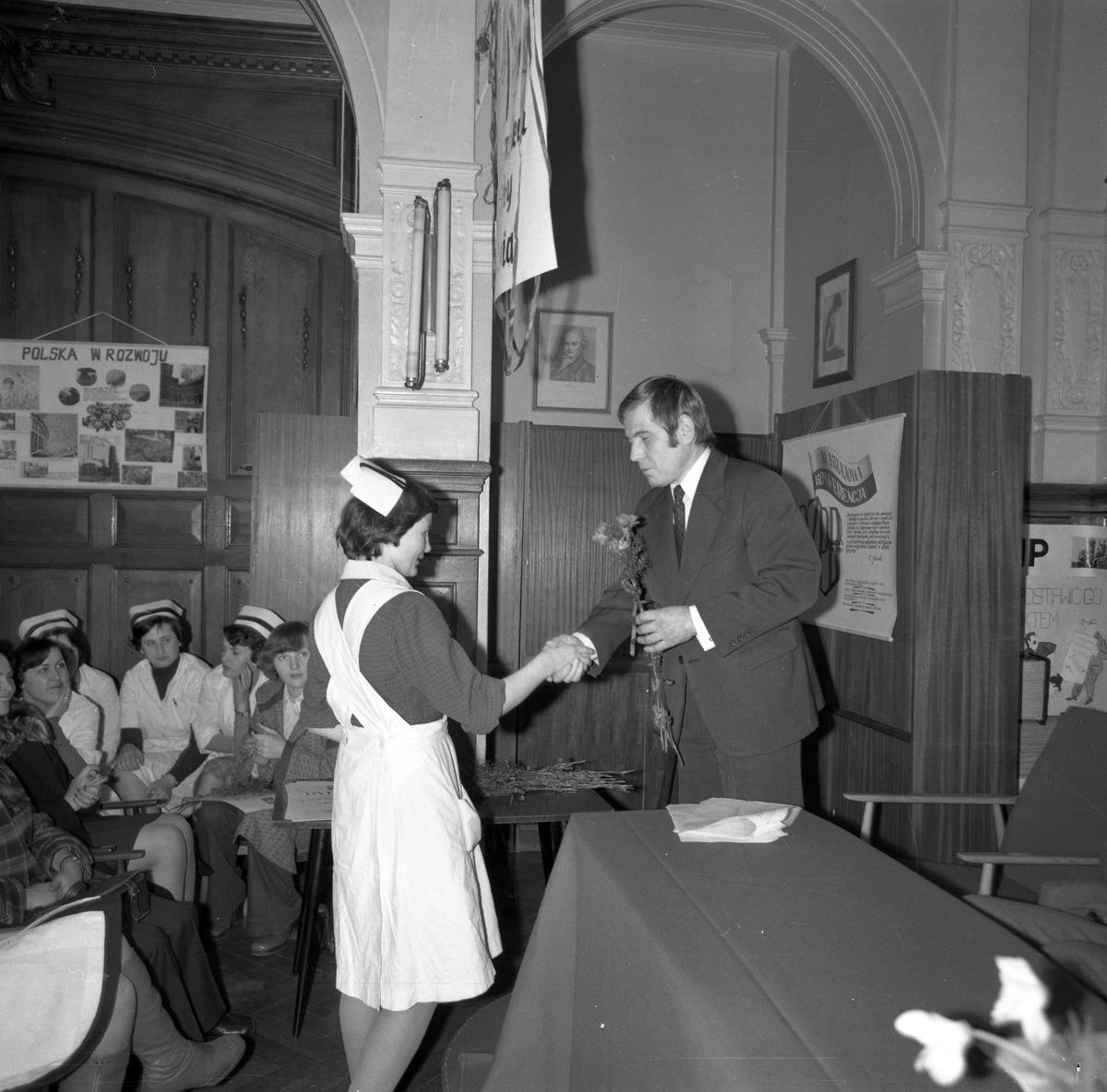 Obchody Dnia Pracownika Służby Zdrowia, 1978 r.