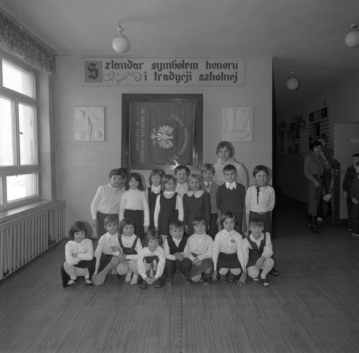 SP nr 3, Zakończenie roku, 1980 r. [4]