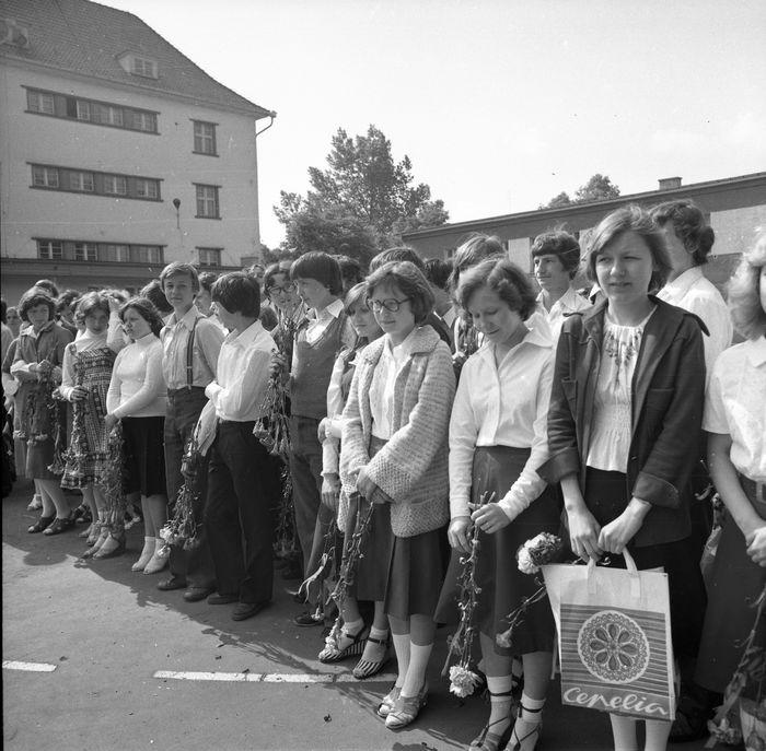 Zakończenie roku szkolnego 1977/1978 [12]