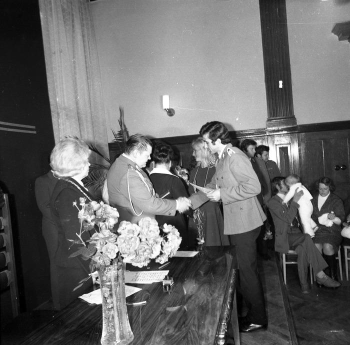 Chrzest cywilny, 1977 r. [1]