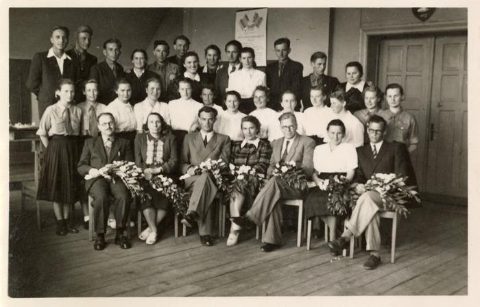 Uczniowie Państwowego Liceum Pedagogicznego w Giżycku [15]