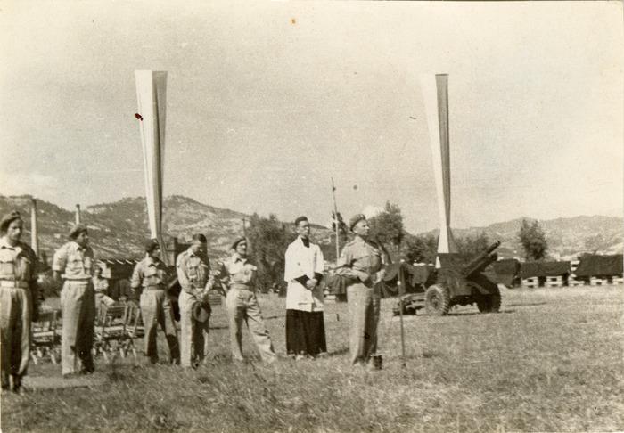 Żołnierze 3. Dywizji Strzelców Karpackich we Włoszech [18]