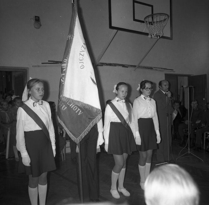 Święto Szkoły w SP nr 4, 1975 r. [1]