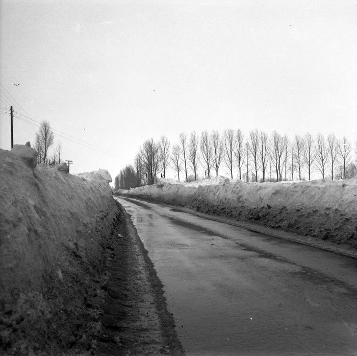 Zima stulecia na mazurskich drogach [6]