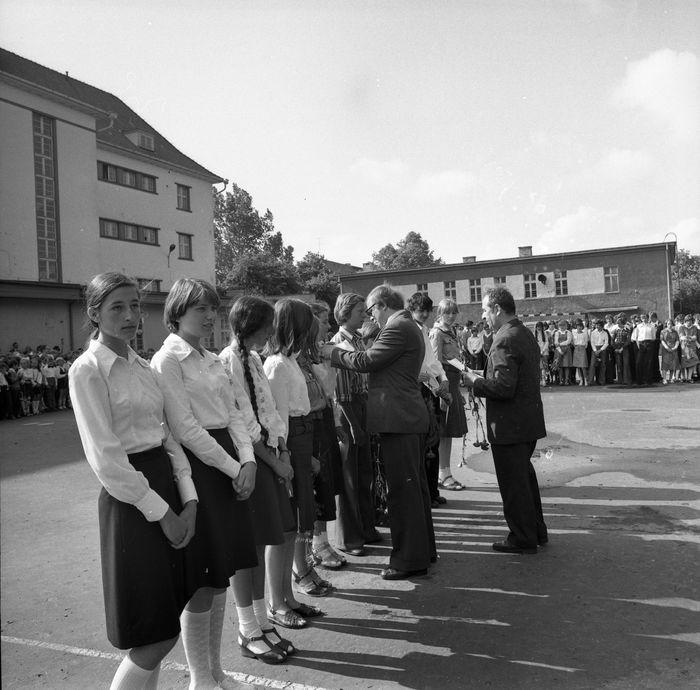 Zakończenie roku szkolnego 1977/1978 [11]