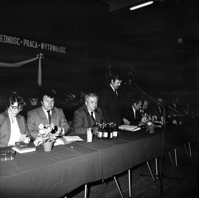 Spotkanie giżyckich struktur PZPR, 1986 r. [21]