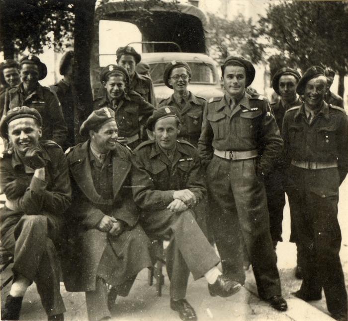 Żołnierze 3. Dywizji Strzelców Karpackich we Włoszech [28]